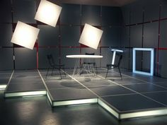 Education program tv scenography Hrt 2008 by Jana Fabijanic at Coroflot.com