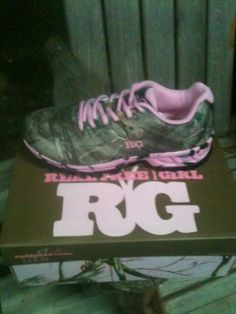 Pink Camo Sneaker, Yep, she wants these