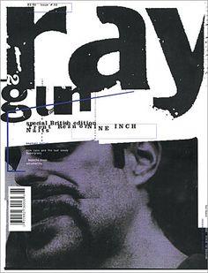 Ray Gun Pitch Work : Chris Ashworth