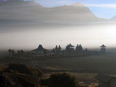 Pura gunung Bromo