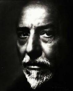 Luigi Pirandello, 1929 -by Albert Rudomine via bnf Samuel Beckett, Luigi, World Literature, Portraits, Bnf, Playwright, Writers, Actors, Paradox