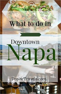 Spending time in Napa Valley? Don't miss all that Downtown Napa has to offer. From food markets and tacos to wine tastings and a chance to try some small batch bottles. Division One Marketing Rancho Cucamonga, CA Golden State, Margaret River Wineries, San Diego, San Francisco, Non Alcoholic Wine, Sweet White Wine, Napa Valley Wineries, Wine Tasting Events, Napa Sonoma