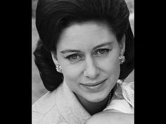 Princess Margaret, Countess of Snowdon, CI, GCVO, GCStJ (Margaret Rose; 21 August 1930 – 9 February was the younger daughter of King George VI and Quee. Royal Family Pictures, Vintage Videos, Royal House, British Royals, How To Look Pretty, Royalty, Houses, Black And White, Youtube
