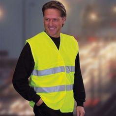 Hi Vis Reversible Fleece Bodywarmer Hi Vis Workwear, Work Jackets, Work Wear, Overalls, Rain Jacket, Windbreaker, T Shirt, Trousers, Clothes