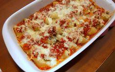 5 Cheese Stuffed Pasta Shells