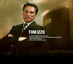 Coach Izzo!  The force behind the MSU Spartans.....Go Green!!!!