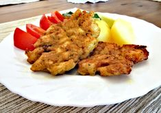 Zajímavé! Cauliflower, Menu, Chicken, Vegetables, Fine Dining, Menu Board Design, Cauliflowers, Vegetable Recipes, Cucumber