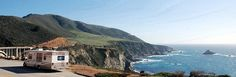 The state of California has so much for RV owners. Forest, desert, and even the coast. #californiatravel #ocean #californiaRV #RVtravel #californiacoast
