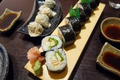 Sushi - Japanese food - Hare and Tortoise - Blackfriars - London   #food #foodies #japanese #sushi #picoftheday #fooding #foodloving #jap #foodporn #foodoftheday   http://www.yummei.com/2013/11/hare-and-tortoise-blackfriars-london.html#more