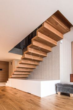 Dom, Stairs, Home Decor, Oak Tree, Stairway, Staircases, Interior Design, Ladders, Home Interior Design