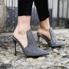 "a6204d86e70 💎Sky Rhinestone   Steve Madden 💎  stevemadden  skyrhinestone  shine   brilliant  heels  beautiful  new…"""