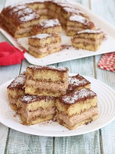 TORTA NESCAFE' COCCO E NUTELLA ricetta torta con crema al caffè