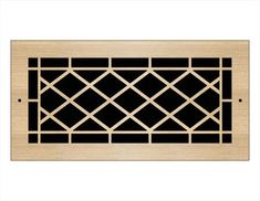 Laser Cut Wood Grilles | Pacific Register Company Laser Cut Wood, Laser Cutting, Wall Vent Covers, Types Of Wood, Ceiling, Bronze, Pattern, Painting, Wood Types