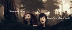 Where are we, Hiccup?  OMW, we are on a Pinterest board! LOL I died laughing! :-D