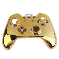 Deler Replacement Parts For Xbox One Controller Shell Gold, 2015 Amazon Top Rated Controllers #VideoGames