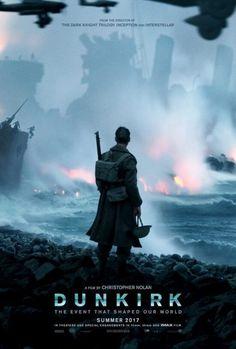 'Dunkirk', durante a Segunda Guerra Mundial acontece a Batalha de Dunquerque. É nessa cidade da..