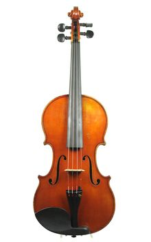 Fine Czech Prague master violin, by Alois Bittner, 1930, No. 75 - € 7,500 online - large, golden tone - listen to Brahms op. 77 being played on this violin here >> http://www.corilon.com/shop/en/item1116_1.html #violin #fiddle #violon #violino #バイオリン #바이올린 #小提琴 #geige #violine - http://www.corilon.com/shop/en/item1116_1.html
