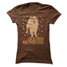 I love my Golden Retriever! Especially for Golden Retriever lovers!