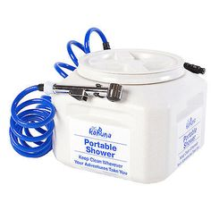Other Surfing Accessories 71167: Big Kahuna Portable Shower 8 Gallons BUY IT NOW ONLY: $149.0