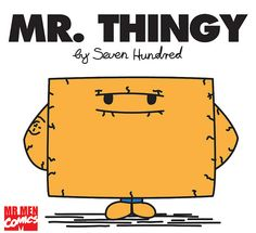 Mr Men Little Miss, Monsieur Madame, Shape Pictures, Man Character, Vintage Cartoon, Book Title, Book Nooks, Life Humor, Mr Mrs