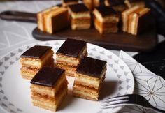 Rumos mézes krémes házi recept alapján My Recipes, Cooking Recipes, Preserves, Cornbread, Waffles, Cheesecake, Food And Drink, Pie, Sweets