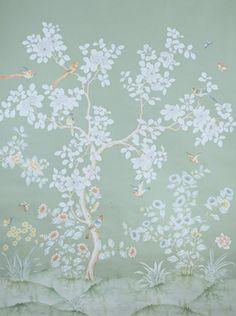 Gracie wallpaper - $720 price per panel