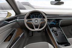 Foto de Volkswagen Sport Coupé GTE Concept (10/38)