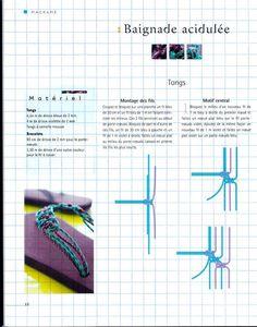 enrHedando: Como hacer Zapatillas Hawaianas de Macrame - DIY Macrame flip-flops