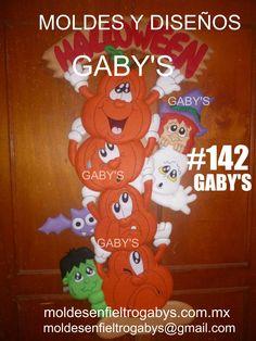 PIRAMIDE CALABAZA GABY'S