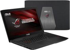 Asus ROG GL552JX-DM019D - laptopul de gaming caracterizat de extreme . Asus ROG GL552JX-DM019D este un laptop de gaming foarte performant, care transpune efectele spectaculoase ale jocurilor și la nivelul designului, ofe... http://www.gadget-review.ro/asus-rog-gl552jx-dm019d/