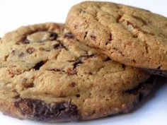 De ultimata Chocolate Chip Cookies