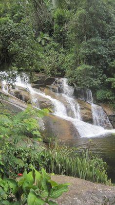 Paraty - Cachoeiras