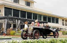 Photographs of the 1912 Hispano Suiza Alfonso XIII Jaquot Torpedo. An image gallery of . Hispano Suiza, Pebble Beach Concours, Antique Cars, Type, Gallery, Photographs, Number, Vintage Cars, Roof Rack