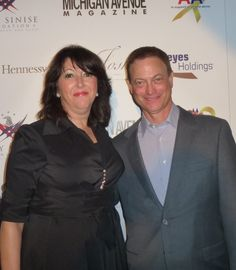 Gary Sinise gets Greek assists to raise $350k for military