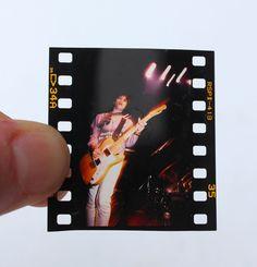 Original Richie Edwards - Manic street Preachers photographic slide - Rare