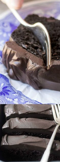 This Death by Chocolate Zucchini Bread from The View from Great Island is so chocolaty it's sinful -- but in a good way!
