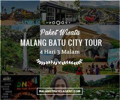 Paket wisata Malang Batu City Tour 4 hari 3 malam adalah paket liburan Malang Batu lengkap dengan akomodasi baik itu mobil, driver, hotel dan tiket masuk ke dalam satu paket wisata.