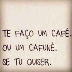 frase, café