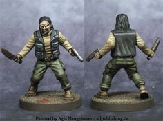 Фотографии The walking dead All out war - miniatures game – 7 альбомов