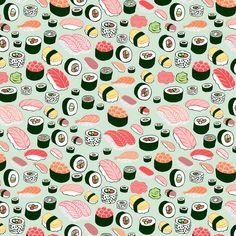 sushi knife cartoon - Cerca amb Google