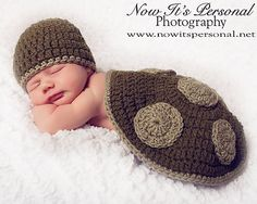 Crochet PATTERN - Baby Crochet Pattern - Newborn Turtle Hat Shell Pattern Set - Crochet Patterns for - Pinerum Crochet Bow Pattern, Newborn Crochet Patterns, Crochet Bows, Crochet For Boys, Baby Patterns, Crochet Things, Crochet Beanie, Mode Crochet, Basic Crochet Stitches