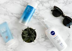 3 Water/Gel Sunscreens That You'll Actually Want to Use!