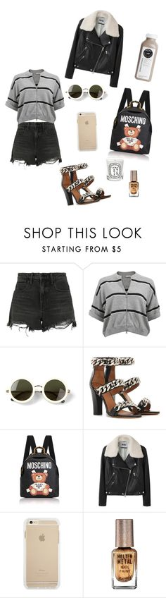 """""""1-3"""" by cbbh on Polyvore featuring moda, Alexander Wang, Brunello Cucinelli, The Row, Givenchy, Moschino, Acne Studios, Lipsy e Diptyque"""