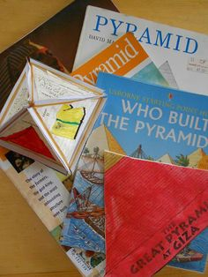 Tons of great ideas for Ancient Egypt!  (C1, Wk 2).. Evan-Moor  History Pockets, Grades 4-6, Ancient Egypt