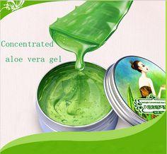 2015 AFY Natural seis veces concentrado de aloe vera gel crema perfect eliminar el acné blanqueamiento de Control de aceite facial cuidado de la piel
