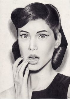 There is no surprise more magical than the surprise of being loved. Pencil Drawings, Art Drawings, Pencil Art, Artsy Photos, Illustration Art, Illustrations, Female Art, Art Pictures, Amazing Art