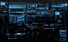 futuristic digital art interface screen rainmeter 1440x900 wallpaper_www.wallpaperhi.com_100.jpg (600×375)