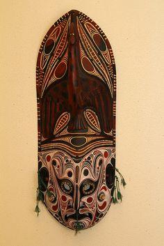 Oceania - Papua New Guinea Art | Flickr - Photo Sharing!