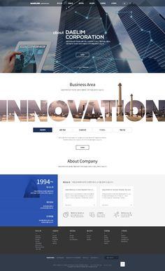 Corporate Website Design, Web Design Websites, Website Design Layout, Homepage Design, Web Layout, Layout Design, Flat Web Design, Web Design Trends, App Design
