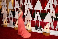 Estrellas iluminan alfombra roja de los Oscar - Grupo Milenio